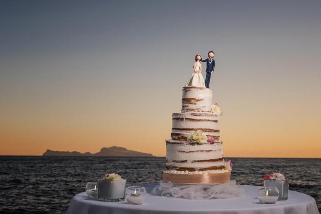Napoli Villa per Matrimonio in riva al mare