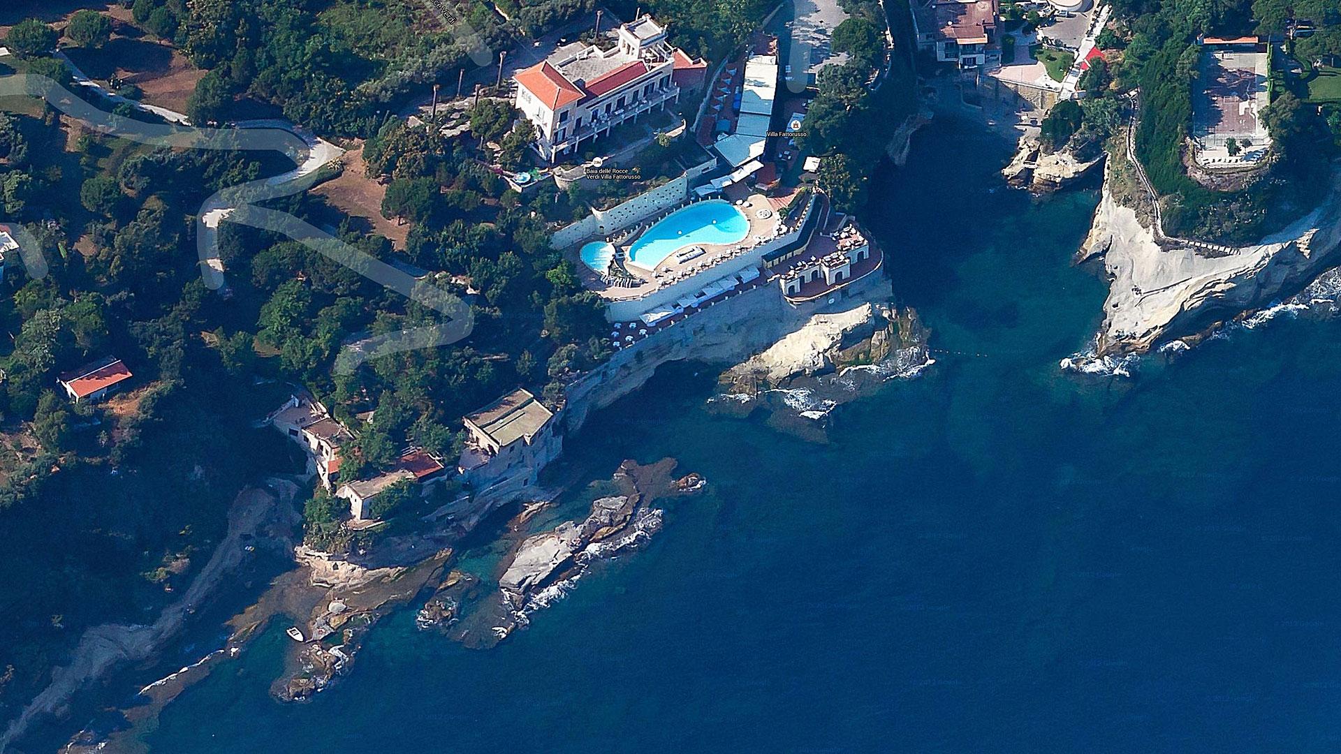 Matrimonio Spiaggia Napoli : Villa per matrimoni napoli fattorusso posillipo
