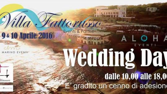 Wedding day Villa per Matrimonio Napoli